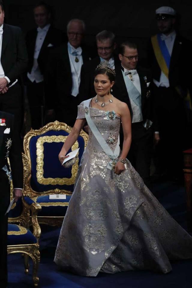 Nobel Prize Ceremony 2016.