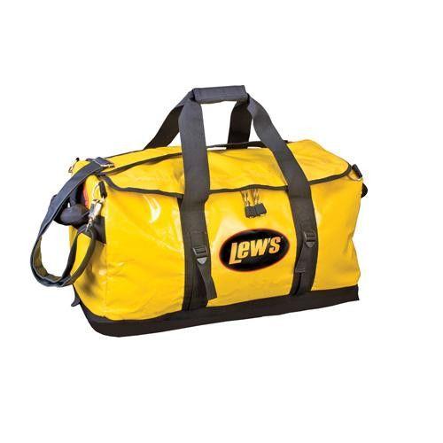 "Lews Speed Boat Bag, Yellow/Black, 24"""