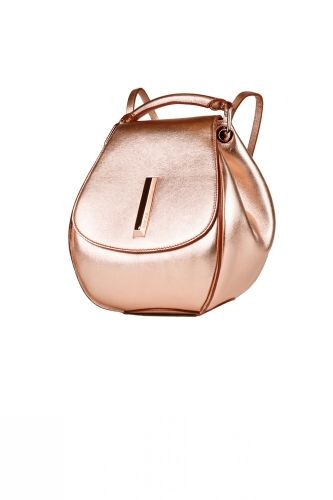 Raoul Lotus Metallic Bag