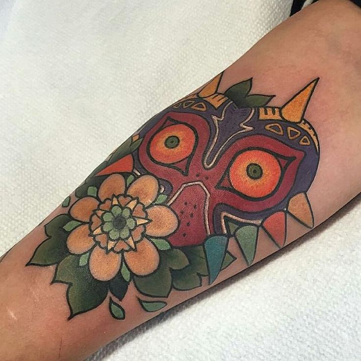 Photo Realistic Flower Tattoos Google Search: Deku Flower Tattoo - Google Search