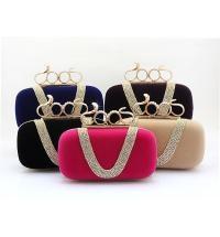 Snake Ring Clutch Bag