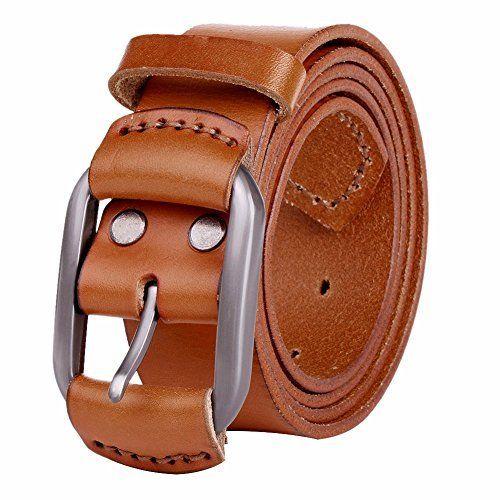 attol 174 100 genuine leather belt mens vintage belt
