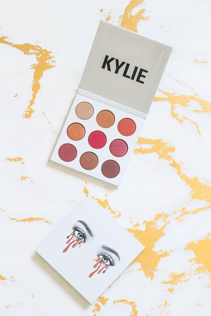 Kylie Cosmetics The Burgundy Kyshadow Palette Review   Eyeshadow Palette   Kylie Cosmetics Makeup