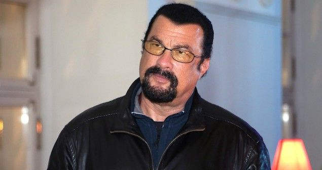 Steven Seagal Movies in Order | Steven Seagal for Governor! (video)