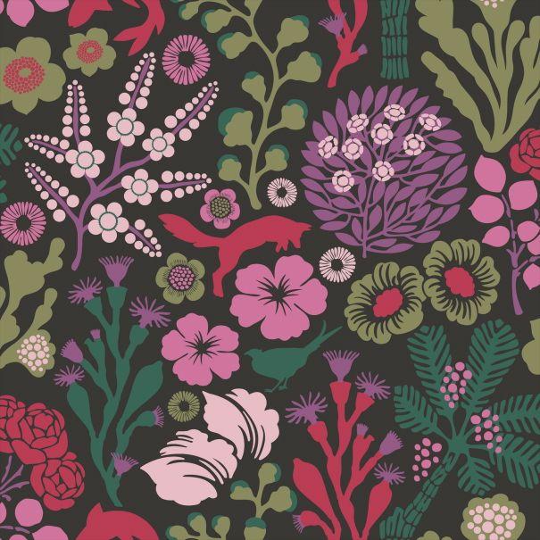 Wallpaper Hanna 1303  by Boråstapeter