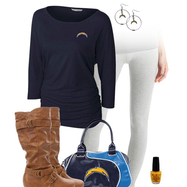 San Diego Chargers Baby Clothes: 48 Best San Diego Chargers Fashion, Style, Fan Gear Images