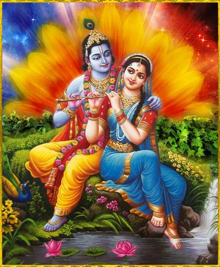 JAI SRI RADHE KRISHNA            GOOD MORNING. EVERYBODY.  Live life expecting good things to happen to you and rejoice when they do happen.  That is the easiest way to have abundance of goodness in life.