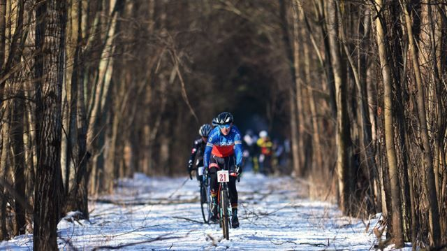 Cyclists Race 'Hell of the North'