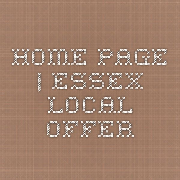 Home page | Essex Local Offer