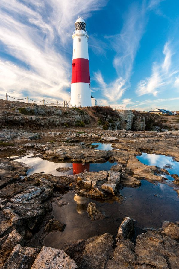 Reflections - Portland Bill Lighthouse