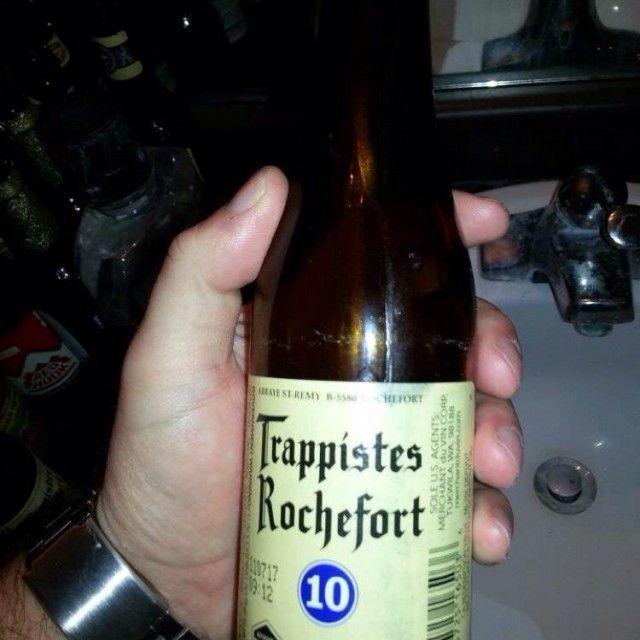 Trappistes Rochefort 10-Belgian Quad...