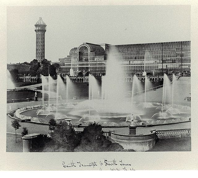 Crystal Palace fountains