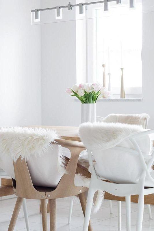 Die besten 25+ Weiße Stühle Ideen auf Pinterest Weiße holzstühle - maritimes esszimmer einrichten