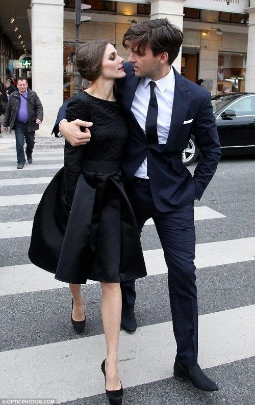Classy Couple.