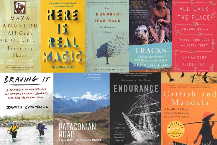 True Tales Of Adventure To Inspire Your Next Epic Trip Adventure Book Adventure Story Adventure