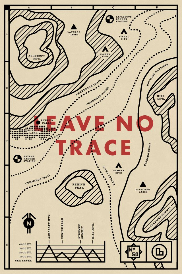 Leave No Trace // Wander