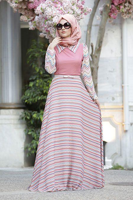 Dilek Etiz Gül Kurusu Günlük Elbise - http://alisveris.yesiltopuklar.com/dilek-etiz-gul-kurusu-gunluk-elbise.html