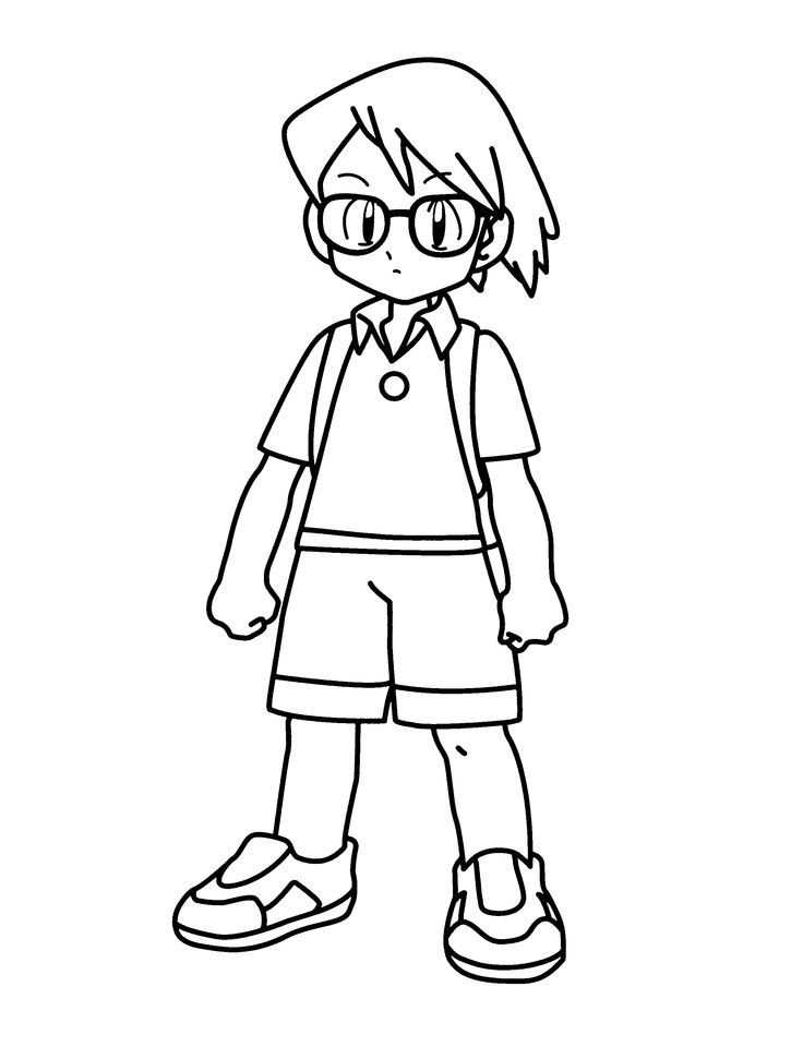 advance cartoon coloring pages - photo#16