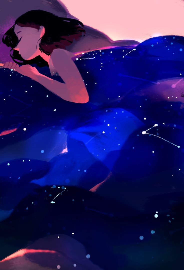 ArtStation - Sleep, Abigail L. Dela Cruz