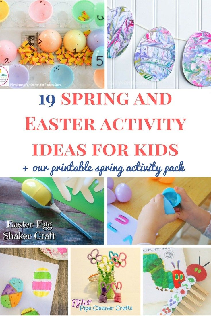 Are you looking for some great spring activity ideas for young kids? Here are our favorite ones and our free printable spring activity pack!   Spring activity ideas for young kids   Spring activities for kids   Spring activities for toddlers   Spring activities for preschoolers   Easter activities for kids   Easter activities for preschoolers   Easter printable pack   Spring printable pack