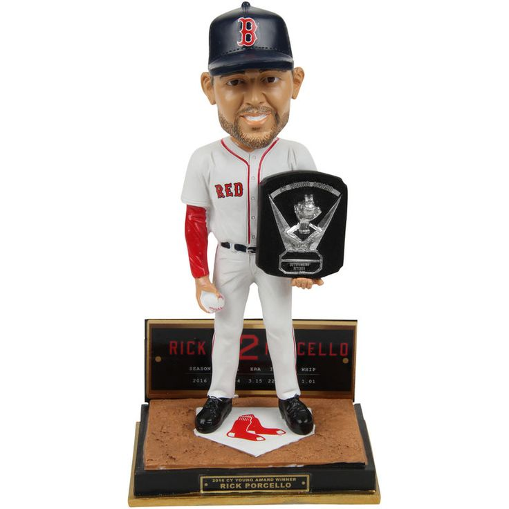 Rick Porcello Boston Red Sox 2016 MLB American League Cy Young Award Bobblehead