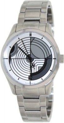 Relógio Bulova Frank Lloyd Wright Hoffman House Rug Men's watch #96A130 #Relogio Bulova
