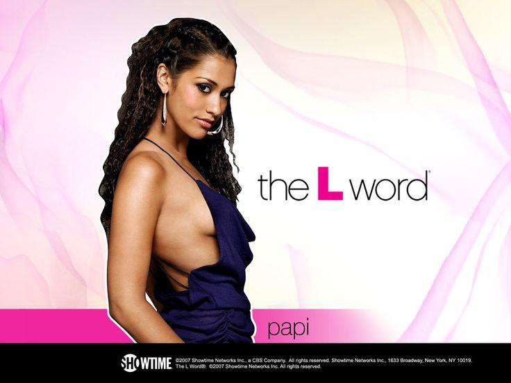 """Janina Gavankar is Papi/Eva Torres in """"The L Word"""""""
