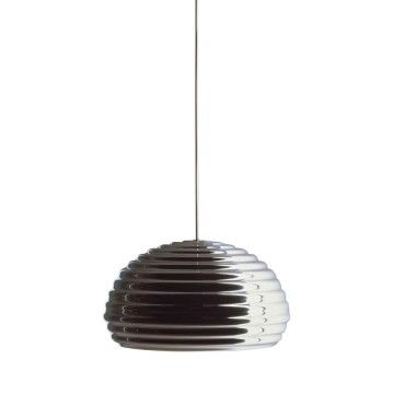The splugen brau suspension fixture provides direct light steel ceiling fitting vacuum formed abs rose with gloss white finish