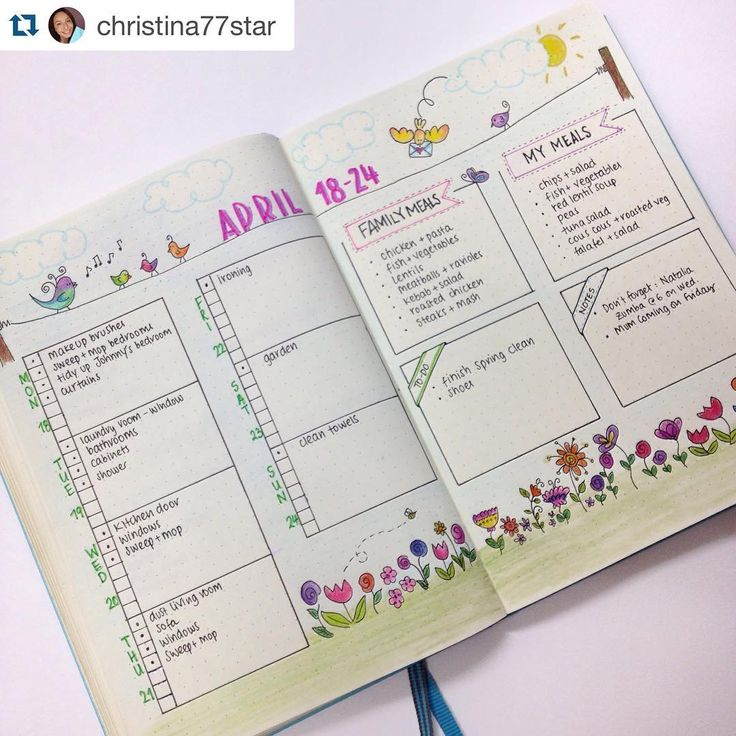 Páginas semanais #Repost @christina77star with @repostapp. ・・・ Really busy week…