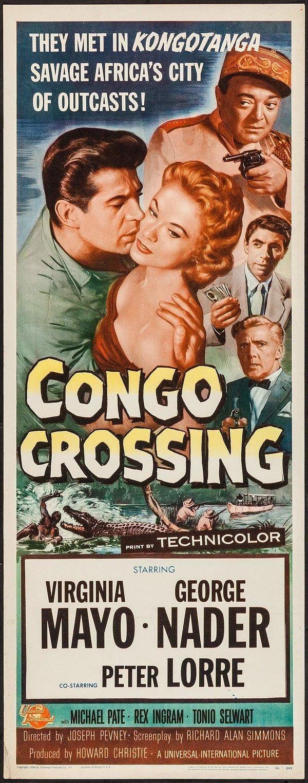 Congo Crossing (1956)