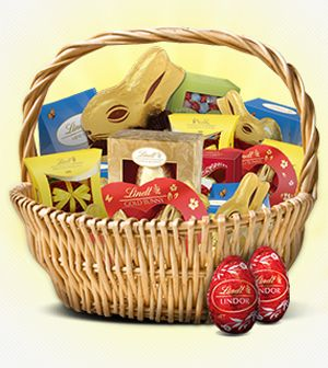 Enter to win a Luxurious Lindt Easter Hamper worth over £100.  Full of Lindt Easter goodies for the whole family.
