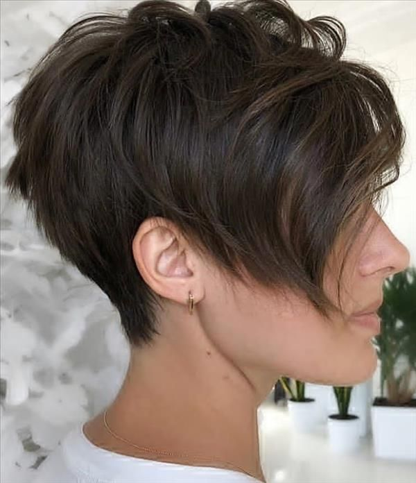 Pin On Short Hair Designs