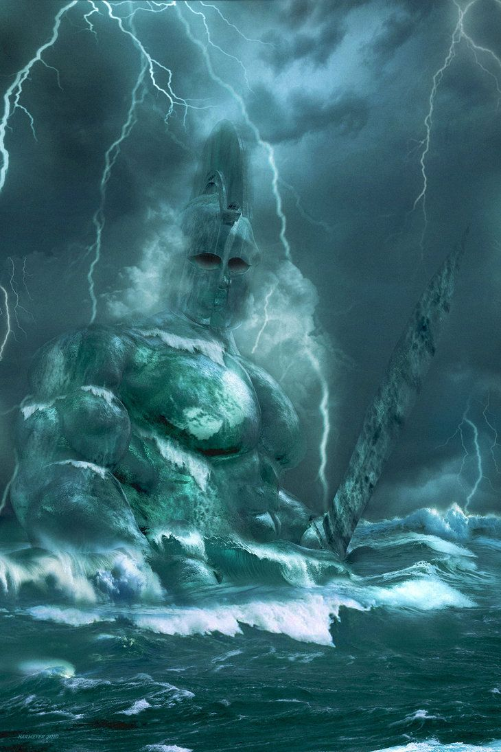 17 best images about goddesses gods of mythology poseidon god of the sea