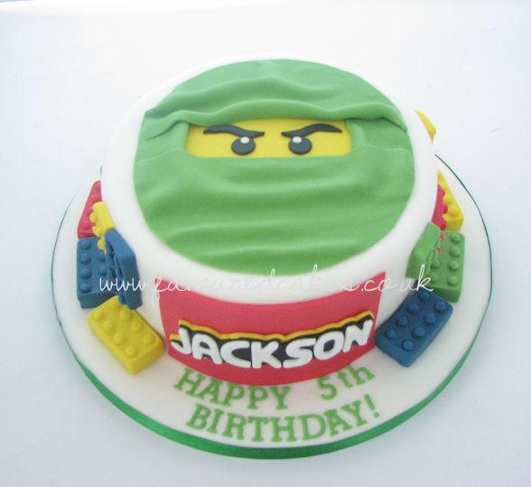 Lego Cakes Uk