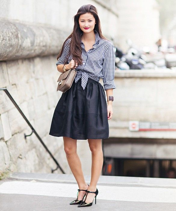 25 Best Ideas About Gingham Shirt On Pinterest Gingham Shirt Outfit Army Green Pants And