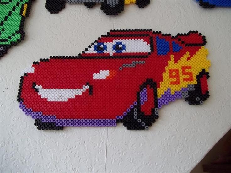 Cars perler beads by Harry D. - Perler® | Gallery