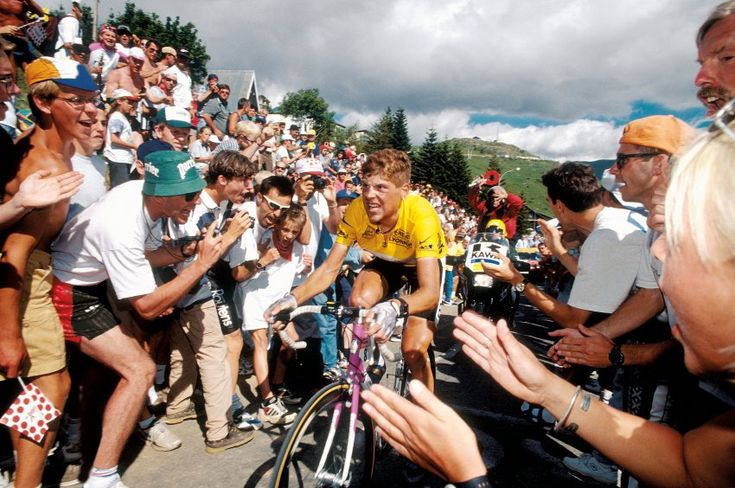 1997: In 1997, Jan Ullrich became the first German to win the Tour de France....