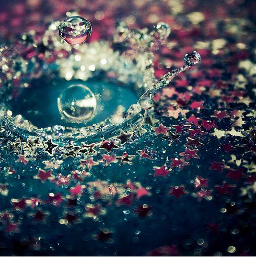 water & stars
