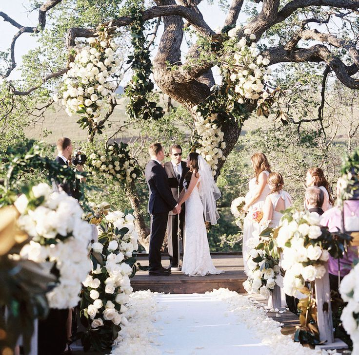 Outdoor Wedding Ceremony Tucson: 20 Outdoor Ceremonies That Will Make You Rethink Your