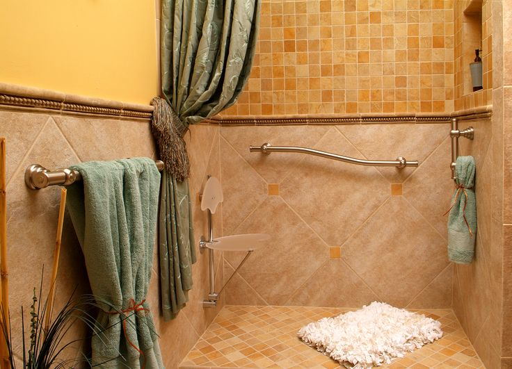 Let's face it, when you are about to fall you are going to grab onto whatever is in reach.  Instead of installing traditional towel bars into your bathroom, which easily rip out of the wall, use Horizon grab bars instead.  They have enough room for even the fluffiest of towels to dry, while having the strength of a grab bar.