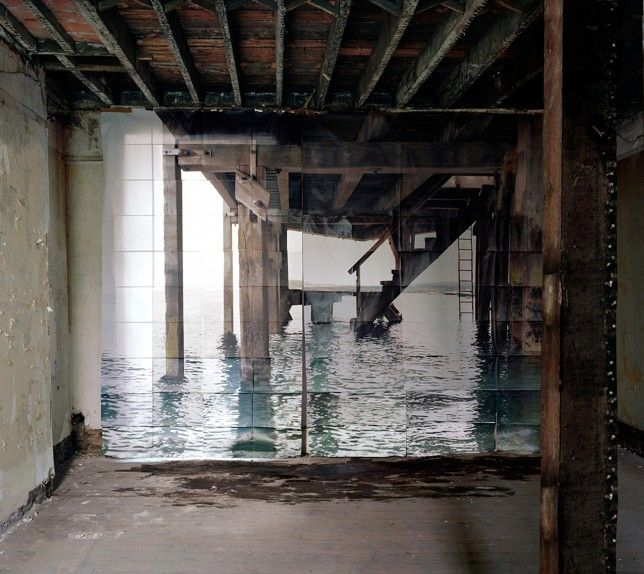 Noémie Goudal is a visual artist working with photography, film and installation.