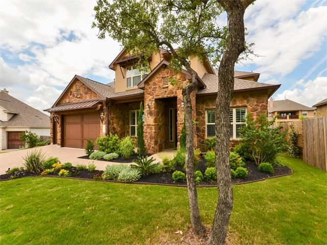 Gorgeous House In Popular Ranch At Brushy Creek This Home Has It All Fantastic FriesianCedar ParkCurb