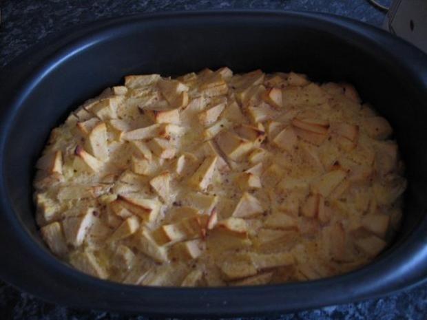 Rezept: Falscher Apfelstrudel
