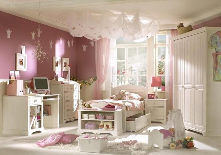 Girls Dream Bedrooms Stunning Decorating Design