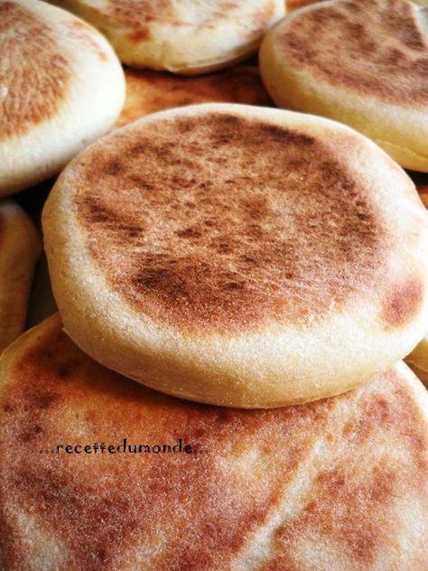 Batbout – pain Marocain à la poêle - ZODIO