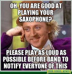 25 Hilarious Marching Band Memes | SMOSH This is Jon