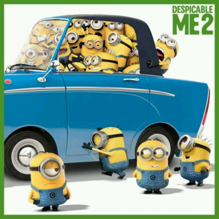 61 best Despicable me images on Pinterest | Funny minion ...