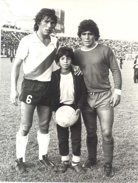 Passarella & Maradona
