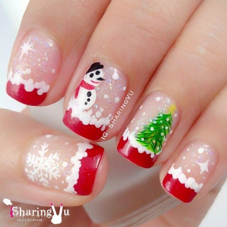 Nailpolis Museum of Nail Art | ???????? Merry Christmas ???????? by SharingVu