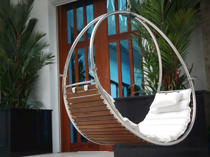 A complete circle lends a lovely look to an outdoor area - 87 Best Hanging Chairs Images On Pinterest Hanging Chairs, Home